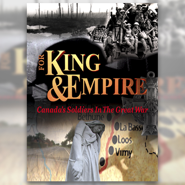 Promo material: TV Show - King & Empire