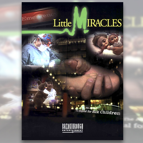Promo material: TV Show - Little Miracles