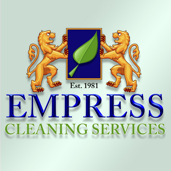 Logo design: Empress Cleaning Services