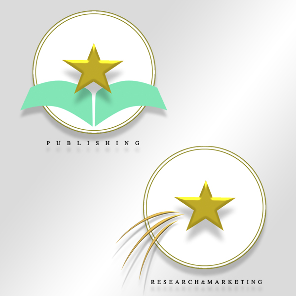 Logo design: First Star Publishing and research & marketing