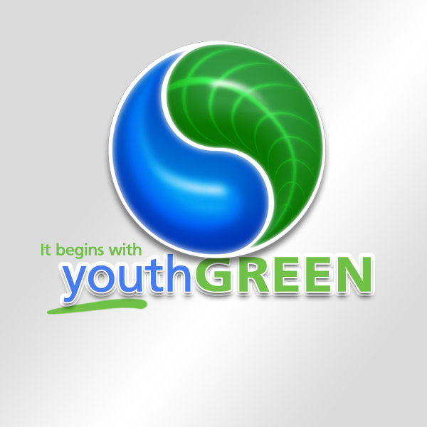 Logo design: Youth GREEN