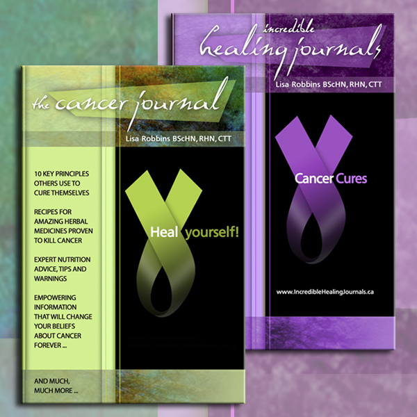 books:  Nutritional Cancer & Healing Journals