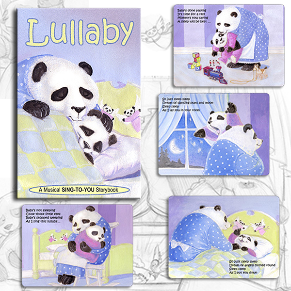 Kids book: Lullaby