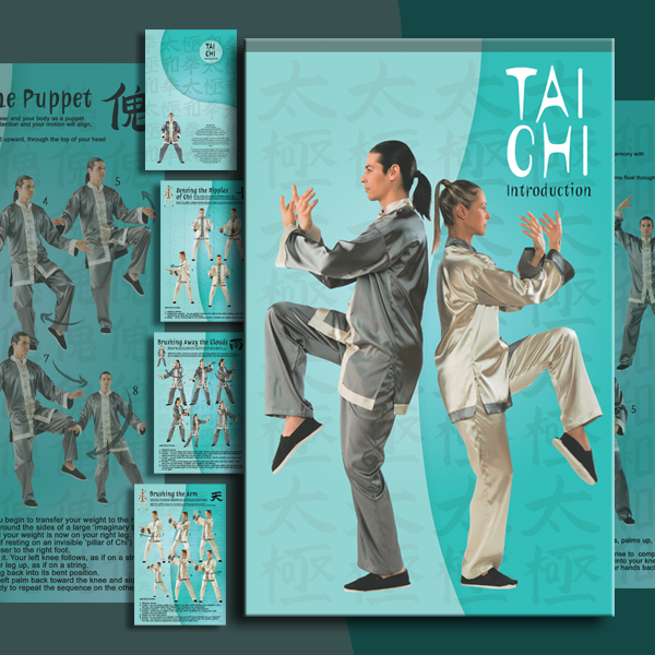Instruction book: TAI CHI