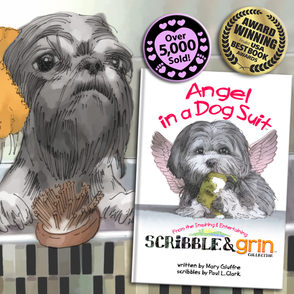 book: Angel in a Dog Suit